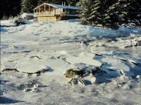 Johnsonville, Kupreanof, Alaska. Winter 1991.
